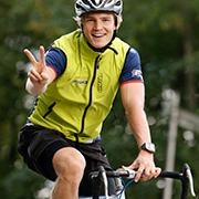 Pyörällä töihin Itäkeskuksessa