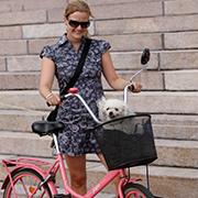 Aamupalaa pyöräilijöille Vantaalla