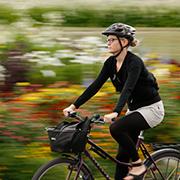 Piknik-retki Mustikkamaalle pyöräillen