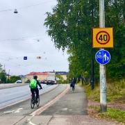 1. Nordenskiöldinkadun 3-taso pyörätiet, Helsinki
