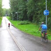 6. Munkkiniemen baana, Helsinki