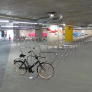 18. Tapiolan metroaseman pyöräparkki, Espoo