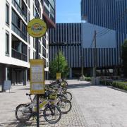20. Männistönpolun kaupunkipyöräasema, Vantaa