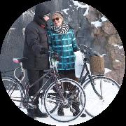Valmistaudu talvipyöräilyyn Espoossa