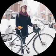 Valmistaudu talvipyöräilyyn Helsingissä