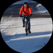 Valmistaudu talvipyöräilyyn Vantaalla