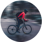 Infrasuunnistus pyöräillen