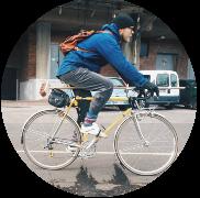 Pyöräliikenteen suunnitteluohjeen etäkoulutus