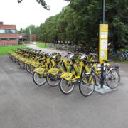 21. Korkeakouluaukion kaupunkipyöräasema, Espoo