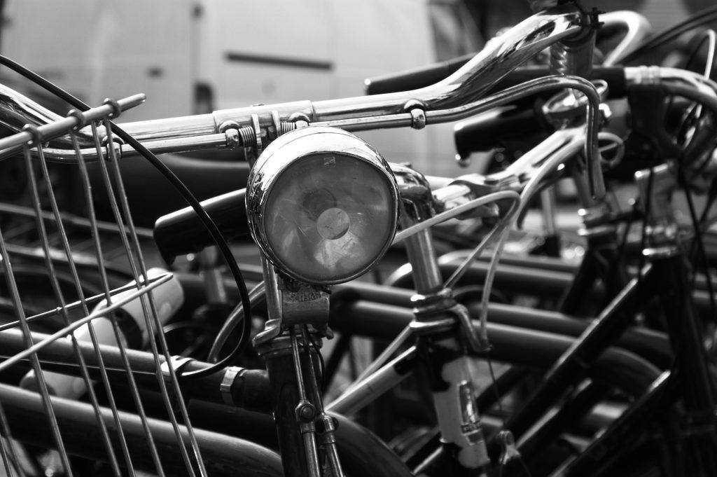pyörän etuvalo