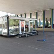 22. Pyöräkeskus Baanan varrella